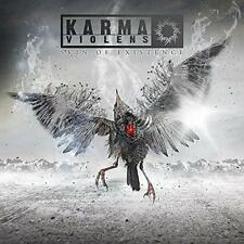 Karma Violens - Skin Of Existence (NEW CD)