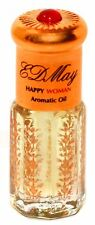 EDMay HAPPY WOMAN Energizing Aromatic Body Oil Skin-safe Perfume 3 ml