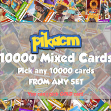 10000 x Cards of your choice (Coin Master cards)