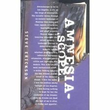 Amnesiascope, Good Condition Book, Erickson, Steve, ISBN 9780704380530