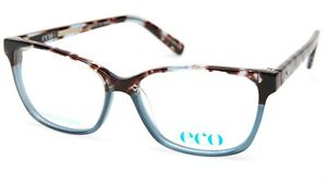 NEW MODO ECO BORN RECYCLED SYDNEY ttblu Tortoise Blue EYEGLASSES 54-15-142mm