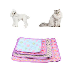 Cat Pad for Pet, Warm & Cool Double Use Pet Bed Mat Pad Great for Puppies