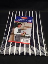 Blue chef apron pc lined 100% cotton apron for cooking bbq  etc