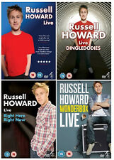 RUSSELL HOWARD LIVE COLLECTION DVD DINGLEDODIES RIGHT HERE UK Rele New Sealed R2
