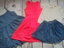 NEW USED NICE 41 NEXT ZARA GAP BUNDLE GIRL CLOTHES 7/8 YRS (6.5)
