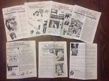 New ListingRemember That Song Sheet Music Collector Newsletter Fanzine Magazine 1993-1994
