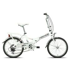 Bike Foldable t170 Cayman Alu 20 6v White 19T170B Torpado City?