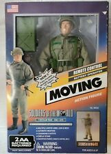 """Soldiers of the World Remote Controlled 12"""" Action Figure-Vietnam War NEW SEALED"""