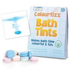 12 Colourfizz Bagno Vasca Tinte Colore Per bambini per Lei Riempitore Calza
