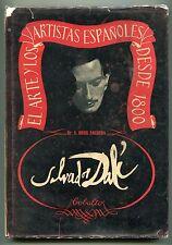 Mentira y Verdad de Salvador Dali by A Oriol Anguera - (hb,dj,1948)