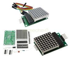 Max7219 Dot Led Matrix Module Mcu Control Led Display Modules For Arduino M