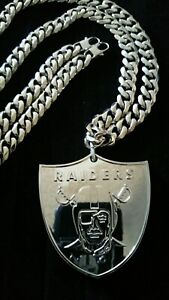 Custom Raider Chain XL polished solid stainless steel