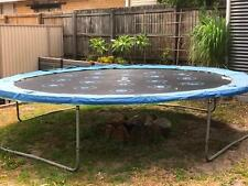 Trampoline 14 ft Vuly with net & tent cover