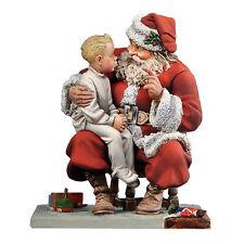 Santa's Advice | 54mm | Metal model kit | Unpainted | tin-54-004