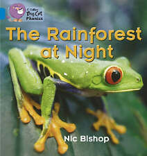 The Rainforest at Night by Nic Bishop (Paperback, 2006)-F041
