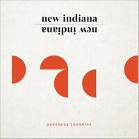 NEW INDIANA - DARKNESS SUNSHINE    CD NEU