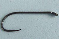 25 x Hameçon Dohiku streamer H8/10/12 sans ardillon fly tying hook fly fishing