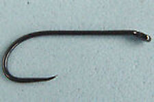 10 x Hameçon Dohiku streamer H8/10/12 sans ardillon fly tying hook fly fishing