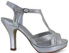 NEW WOMENS SHOES  size 13  platform sandal with glitter overlay