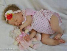 Sweet little Limited Edition Reborn Doll Khloe Marie by Marita Winters