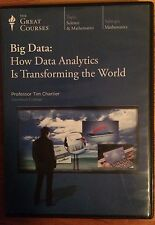 Big Data: How Data Analytics Is Transforming the World (DVD, 2014)