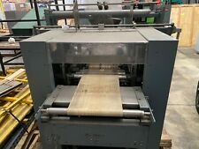 Shanklin Shrink Wrap Flow Wrapper Machine
