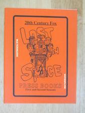 Lost In Space Original Press Books 1 & 2!