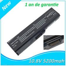 Batterie Pour TOSHIBA satellite PA3817U-1BRS C650 C655 C660 C670 L750 L770 M800