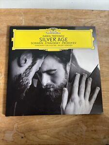 DANIIL TRIFONOV: SILVER AGE Double LP Vinyl Gatefold Album Sleeve