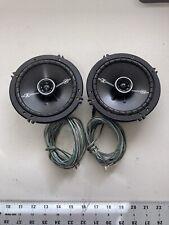 Kicker Ds Series Dsc65 6.5 inch 240W 2-Way 4 Ohm Car Audio Coaxial Speaker