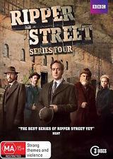 RIPPER STREET Series : SEASON 4 : NEW DVD