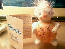 "Dreamsicles ""MOUSE - O - LANTERN"" Collectable CAST Art DA472 FIGUREINE Halloween"