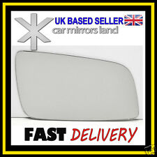 Right Driver Wing Car Mirror Glass Replacement VAUXHALL ASTRA G MK4 1998-2005