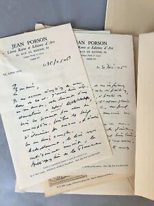 [MINIATURISTE] VILLON SES OEUVRES - LEMARIE HENRY 226 Miniatures. Porson 1943