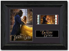 Beauty and the Beast 35 mm Framed Film Cell Display Stunning Collectible