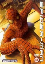 DVD Spiderman 2 Disc BOXSET With Booklet R2 99c