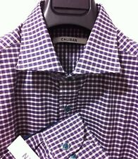 Caliban Italian luxury beautiful dress casual shirt  16/41  NWT$375 (Last 1)