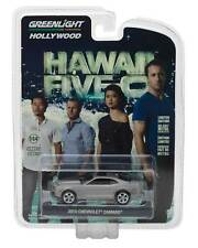 """Hollywood Series: 2010 Chevrolet Camaro 1/64 Scale """"Hawaii Five-0"""" 1/64 Scale"""