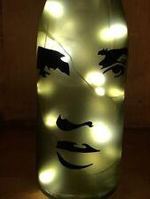 More details for elvis presley face led bottle light