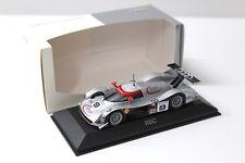 1:43 Minichamps Audi r8c Le Mans #9 Johansson Dealer New chez Premium-modelcars