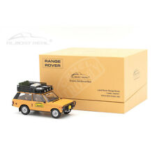 Almost Real 1:43 Land Rover Range Rover PAPUA NEW GUINEA 1982 CAMEL TROPHY Model