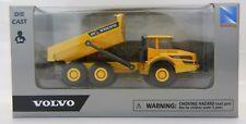 NEW! 1:64 *VOLVO* Model A25G Haul Dump Truck *NEW IN BOX*