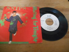 """7"""" POP SNIPS-Waiting For Tonight/Smash your TV (2) canzone PROMO JET Rec"""