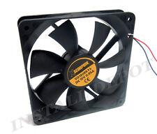 New 6-Inch 12 Volt X-Large Car Amplifier Amp Cooling Fan Car Audio Heat Control