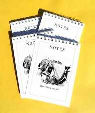 Shire Heavy Horses pack of 4 Small A6 Notepads Gift Set