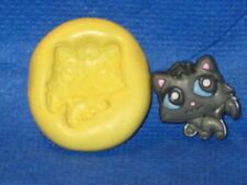 Cat Littlest Pet Shop Silicone Mold 511 For Chocolate Craft Resin Candy