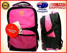Bag Backpack 610, Schoolbag with Laptop holder. PINK Express post