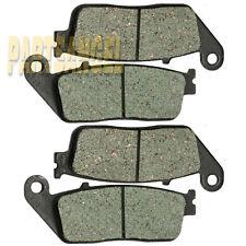 Front Kevlar Carbon Brake Pads HONDA CB 600 CBR 600 Street Tripl Tiger 800