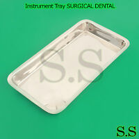 Instrument Tray SURGICAL DENTAL VETERINARY INSTRUMENTS