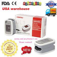 LED Fingertip Oxymeter Spo2,PR Monitor Blood Oxygen Pulse oximeter  USA,Big SALE